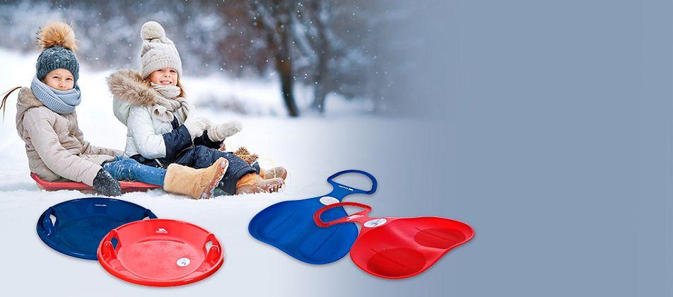 Draussen den Winter geniessen!