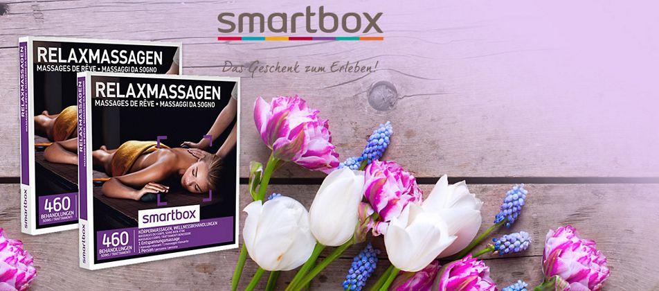 Smartbox Gewinnspiel zum Muttertag