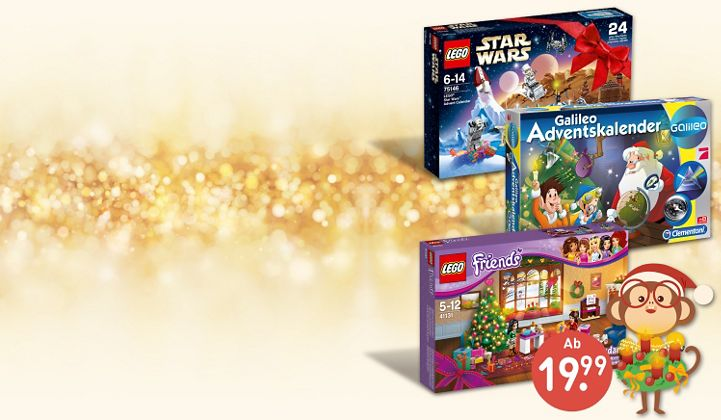 Adventskalender für Kids