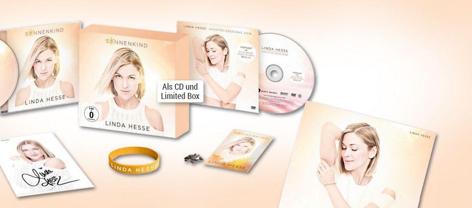 Linda Hesse CD hier kaufen