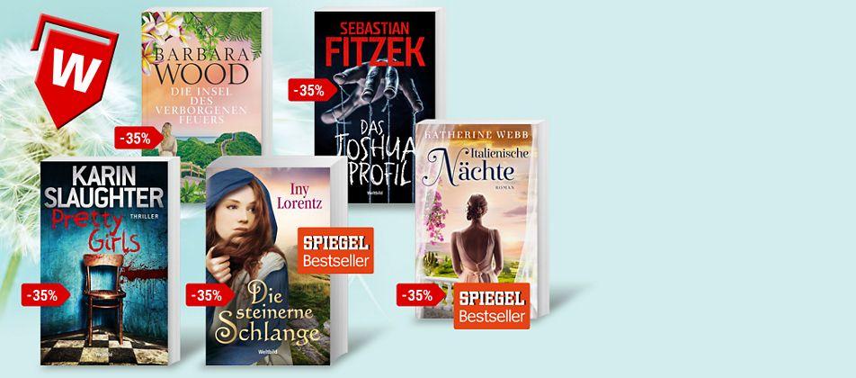 SPIEGEL-Bestseller so günstig nur bei uns!