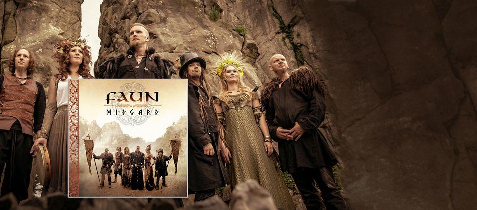 Faun - Midgard CD hier kaufen