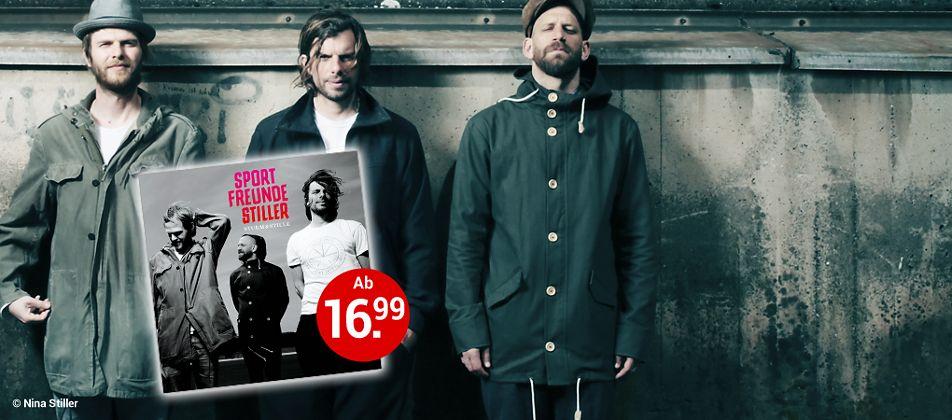 Sportfreunde Stiller - Sturm & Stille CD hier kaufen