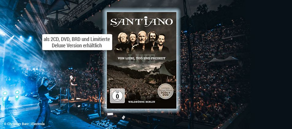 Santiano CD hier kaufen