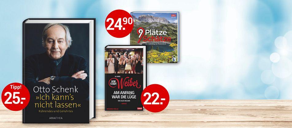 Top-Sachbuch-Neuerscheinungen! Die perfekten Geschenke für Alt & Jung!