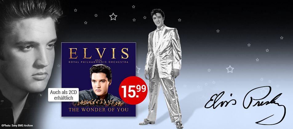 Elvis Presley CD hier kaufen