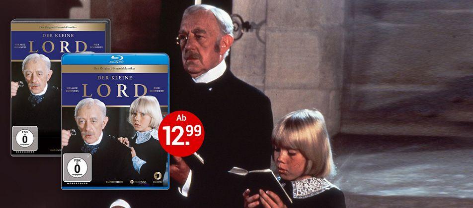 Der kleine Lord - Endlich auf DVD & Blu-ray