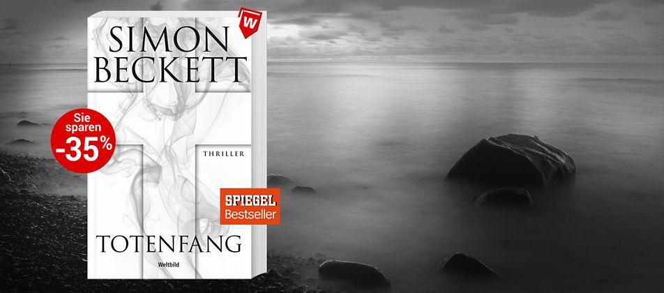 Simon Beckett, Totenfang als Weltbild-Ausgabe