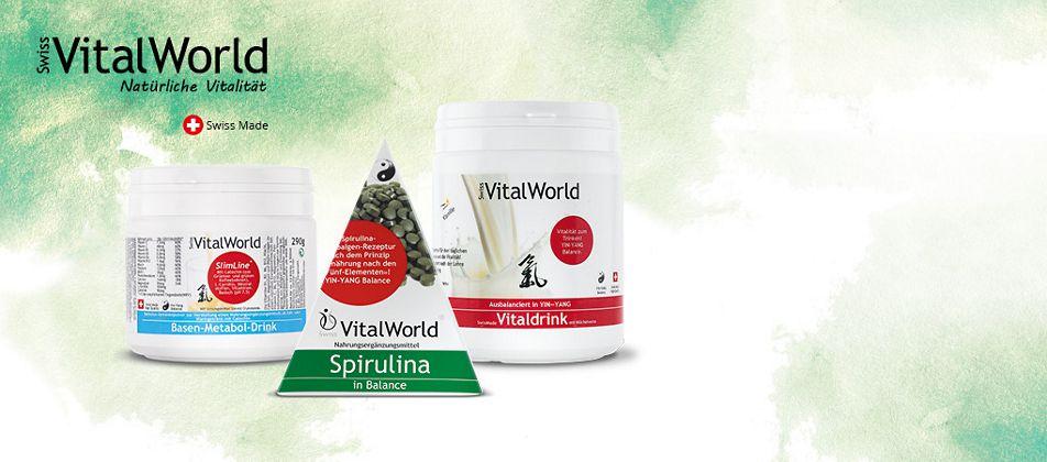 Spirulina - Vitaldrink - Basen Metabol Drink