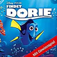 Findet Dorie - der rührende Filmspaß jetzt auf DVD & Blu-ray!