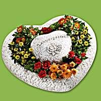 In liebevoller Erinnerung - schmucke Ideen für die Grabgestaltung