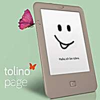 Jetzt neu: eReader tolino page
