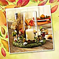 Schön farbenfroh: Freuen Sie sich auf neue Herbstdeko für drinnen & draußen