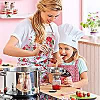 Hausgemacht und lecker: Obstsäfte, Marmelade und mehr
