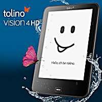 tolino vision 4 HD eBook-Reader - Jetzt unsere neue Premiumklasse entdecken!