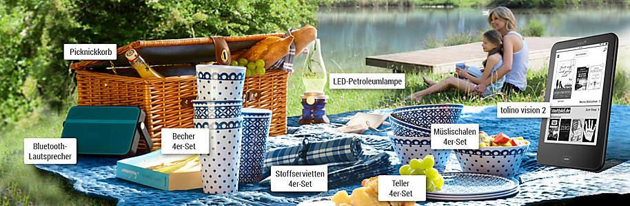 Bild Picknick-Zubehör