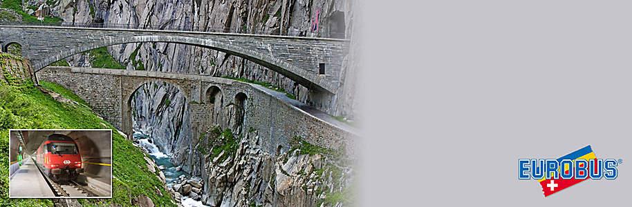 """##Jetzt mitmachen und """"Gotthard Erlebnis"""" gewinnen! **Gewinnen Sie einen Tagesausflug für 2 Personen**"""