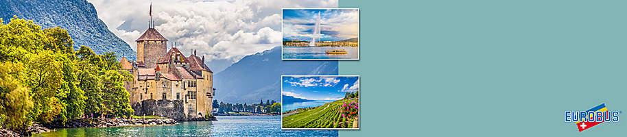 """###Reise-Tipp: Grand Tour of Switzerland  Auf der Grand Tour of Switzerland ist der Weg das Ziel. Die rund 1'600 Kilometer lange Entdeckungsreise führt durch vier Sprachregionen, über fünf Alpenpässe, zu elf UNESCO Welterbestätten und an 22 Seen entlang.  {{button href=""""http://www.eurobus.ch/weltbild?utm_source=Weltbild&utm_medium=TW&utm_campaign=TW"""" text=""""Mehr erfahren""""}}"""