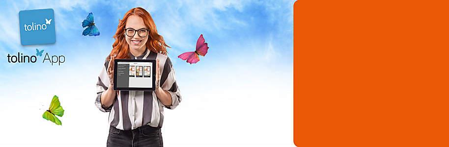 ##Für Smartphone, PC und Tablet  - eine Lese-App für alle Bücher • Komfortabel eBooks downloaden und lesen!     • Auf ihrem Smartphone, iPhone, iPad oder Tablet     • Jetzt noch flexibler und leistungsstärker!     • Bei Weltbild: Über 2 Mio. eBooks – viele exklusiv – ab Fr. 1.95!    **So funktionierts:**   •QR-Codes scannen und die tolino Lese-App kostenlos downloaden   •       Code **BEGINN** eingeben oder über die Liste Weltbild als Buchhändler auswählen