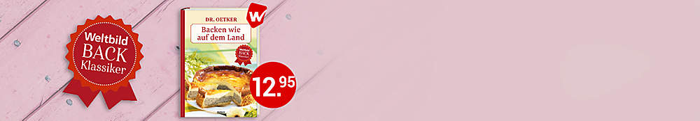 """###Diese und mehr tolle Torten finden Sie in diesem Buch:   Selbstgebackenes, meist aus überlieferten, regionalen Rezepten schmeckt einfach am besten. In diesem herrlichen Backbuch finden Sie über 50 bewährte Rezepte. Entdecken Sie die Köstlichkeiten vom Lande:  • Kaiserin-Friedrich-Torte • Holundertorte • Französischer Obstkuchen • Vanille-Kirsch-Kuchen u.v.m.  {{ button href=""""/artikel/buch/dr-oekter-backen-wie-auf-dem-land_24888814-1?rd=1"""" text=""""Zum Buch""""}}"""