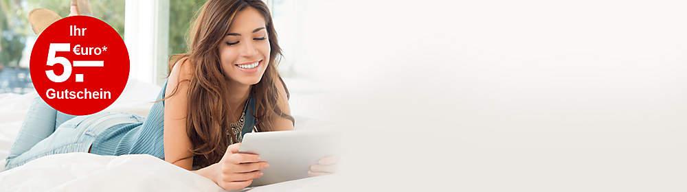 ##Ihre Vorteile als Newsletter-Abonnent:  - Immer BESTENS informiert - Sie erfahren mehrmals wöchentlich von   - Top-Neuheiten aus unserem gesamten Sortiment   - aktuellen Aktionen & Gewinnspielen   - stark reduzierten Schnäppchen - Abmeldung jederzeit möglich  **Gleich anmelden und 5.- € Willkommensgutschein sichern!**
