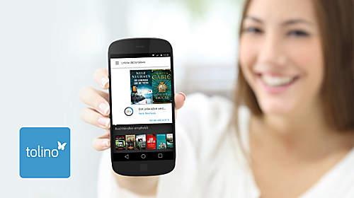 tolino lese app f r ebooks und h rb cher. Black Bedroom Furniture Sets. Home Design Ideas