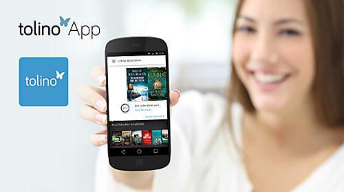 Die tolino Lese-App - die kostenlose App für alle Bücher