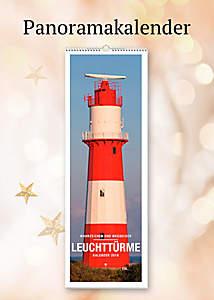 Bild Panoramakalender 2018