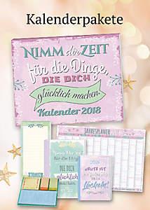 Bild Kalenderpakete 2018