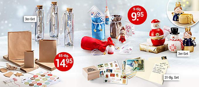 Bild Geschenke verpacken