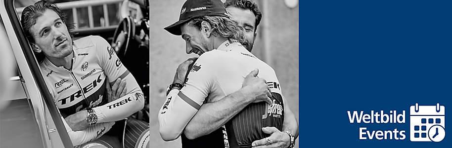 ##LiveTalk und Signierung mit Fabian Cancellara