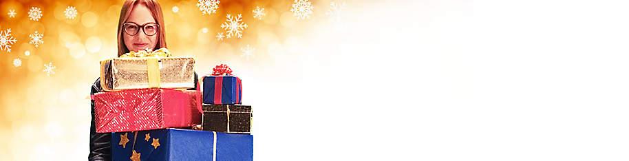 #Jetzt kann Weihnachten kommen  -Entdecken Sie die grosse [Weltbild Weihnachtswelt](https://www.weltbild.ch/themenwelten/weihnachten) mit tollen Geschenkideen und Weihnachtsartikeln    -Im Dezember warten 24 tolle Überraschungen auf Sie. Wenn Sie keine dieser Aktionen verpassen wollen, dann melden Sie sich schnell für unseren [Online-Adventskalender](https://www.weltbild.ch/themenwelten/weihnachten/online-adventskalender) an.    -Gewinnen Sie jede Woche tolle Preise bei unserem [grossen Weihnachtsgewinnspiel](https://www.weltbild.ch/themenwelten/gewinnspiel/weihnachtsgewinnspiel).  Wir wünschen viel Spass beim Stöbern!