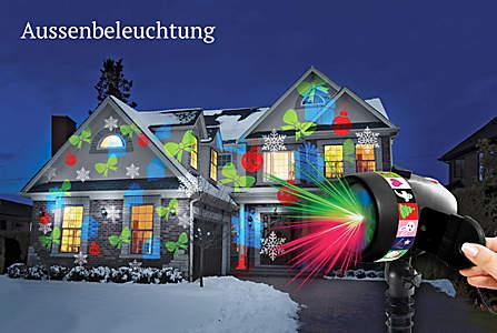 Bild Weihnachtsbeleuchtung für draussen