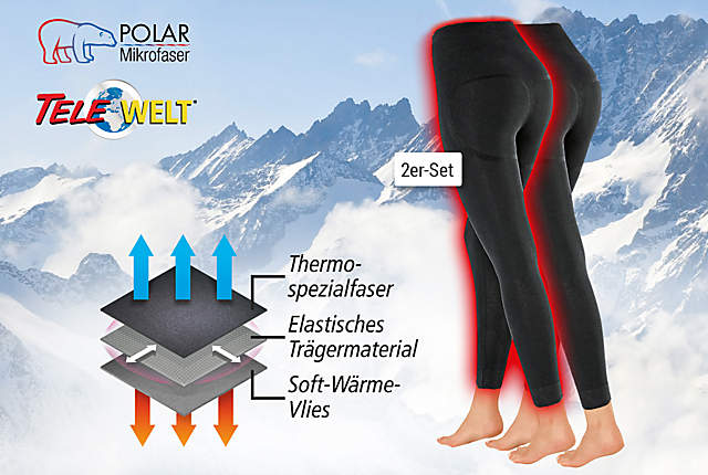 Bild Thermo Leggins