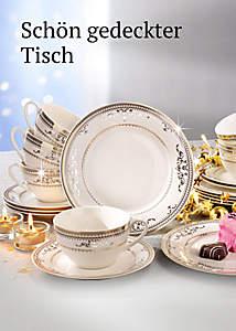 Bild Schön gedeckter Tisch