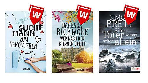 eBook Empfehlungen mit Weltbild Vorteil