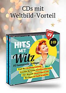 Bild CDs mit WB-Vorteil
