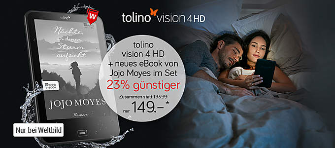 tolino Bundle-Aktion 2/19