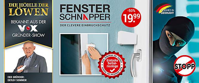 Bild Fenster Schnapper
