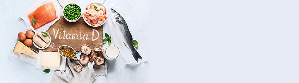 Welche Aufgaben haben Vitamin B & D im Körper? Was sind die Symptome eines Mangels an Vitamin B & D? Wie hoch ist der Bedarf an Vitamin B & D?