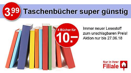 Taschenbuch-Aktion