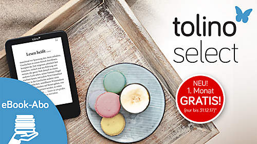 tolino select - eBook-Abo