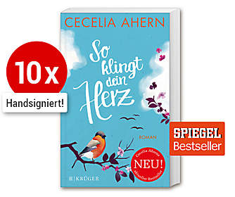 Cecelia Ahern - So klingt dein Herz