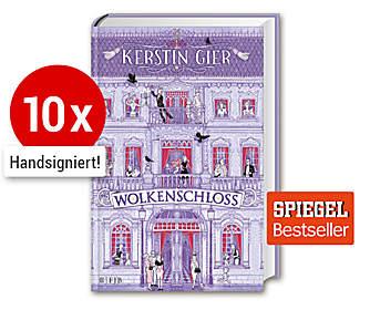 Kerstin Gier - Wolkenschloss
