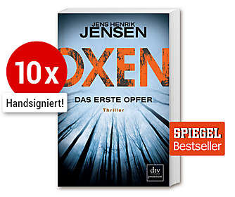 Jens H. Jensen - Oxen. Das erste Opfer