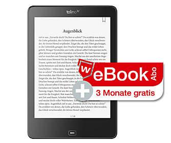 tolino epos + WeBookAbo 3 Monate gratis