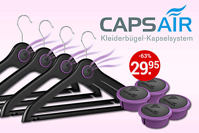 CAPS Air Bügel