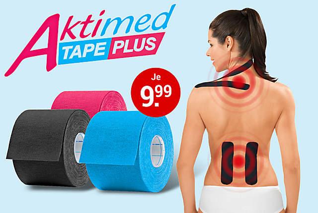 Aktimed Tape (pink, hellblau, schwarz)