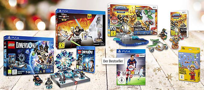 Bild Weihnachtswelt Games