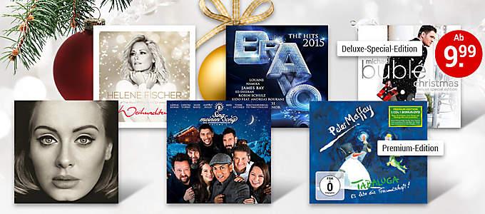 Bild Weihnachtswelt Musik